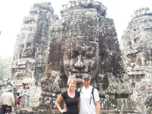 MindBlowing ruins at Angkor Wat in Cambodia