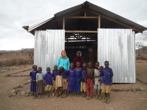 Peace Lenkai School for the Masai