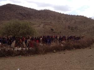 The Masai Market