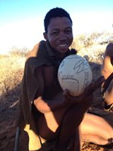 Bushman water bottle